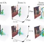 Metric-Scale Truncation-Robust Heatmaps for 3D Human Pose Estimation