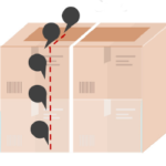 Towards an Autonomous Unwrapping System for Intralogistics