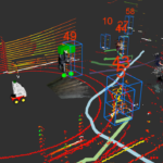 Multisensor Online Transfer Learning for 3D LiDAR-based Human Detection with a Mobile Robot