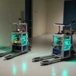 A Loosely-Coupled Approach for Multi-Robot Coordination, Motion Planning and Control